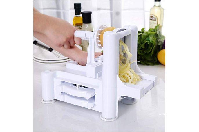 Mandolina para espaguetis vegetales