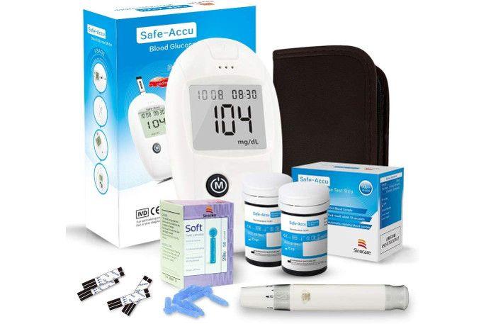 Comprar Medidor Glucosa