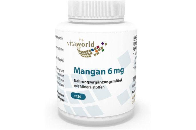 Comprar suplemento Manganeso