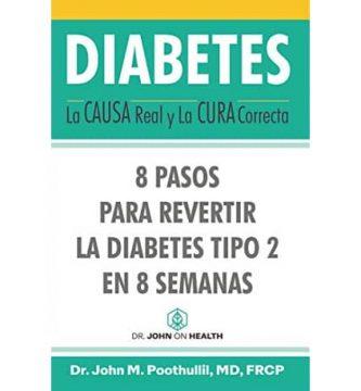 8 pasos para revertir la diabetes